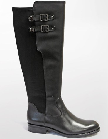 http://www.lyst.com/shoes/tahari-black-leather-blitz-leather-stretch-boots/